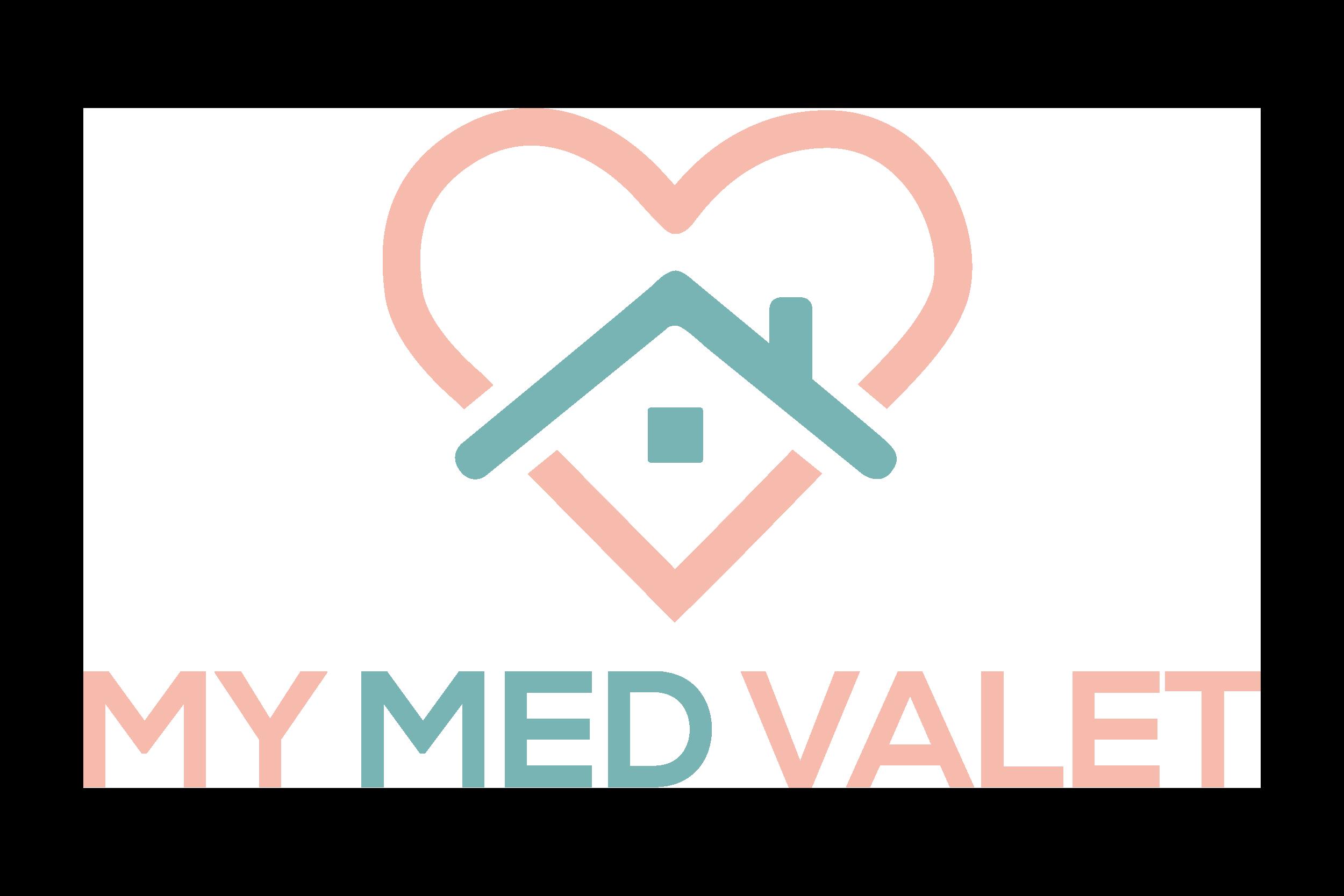 My Med Valet Logo (PNG)